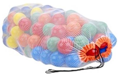 Les balles pour jeux gonflables