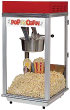La machine à pop-corn