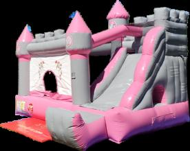 Le chateau de princesse commercial